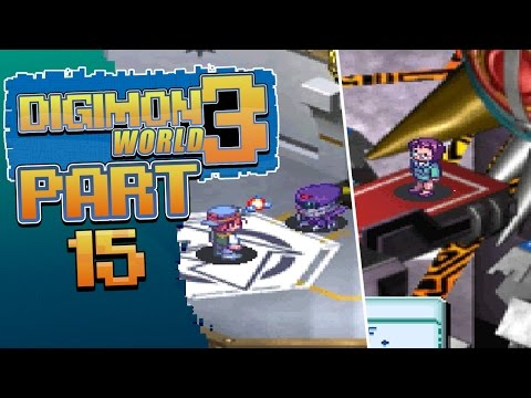 Digimon World 3 - Episode 15 - Vemmon & The Game Master!