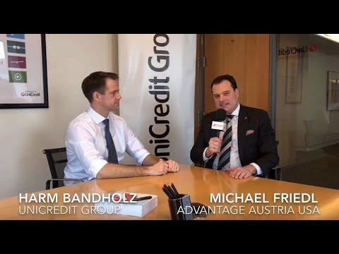 Interview mit Harm Bandholz, Chief US Economist der UniCredit Group