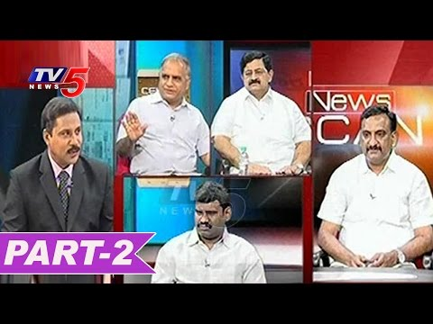 Debate On Panama Papers Leak & Parties Focus On Drought Hit Areas | News Scan-2 | TV5 News