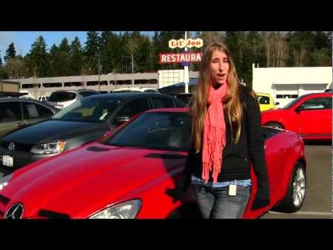 Virtual Tour of a 2006 Mercedes SLK-350 at Chaplins Auto Group