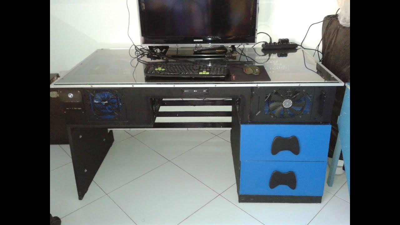 Desk Pc Case