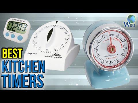 10 Best Kitchen Timers 2017