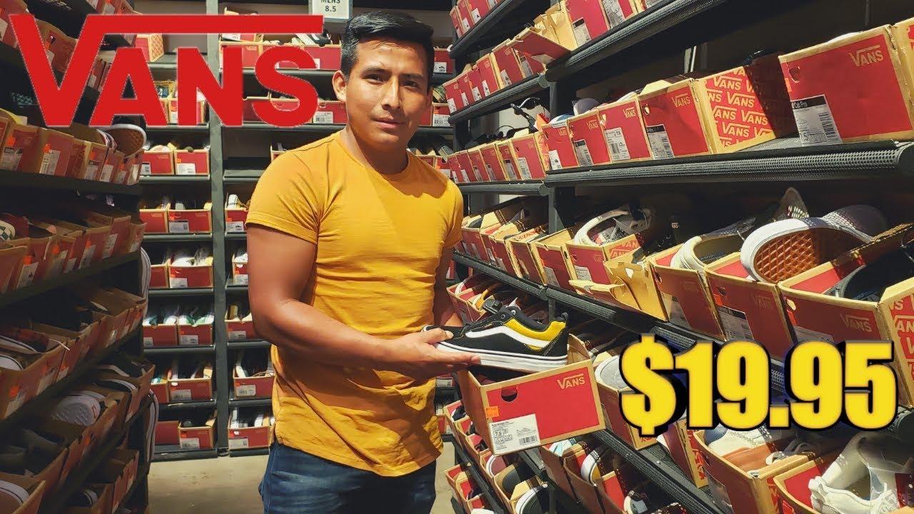 ofertas zapatillas vans
