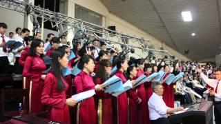 [Thánh Ca] Hợp Xướng Đêm Mầu Nhiệm (Ngọc Linh)- Ca đoàn Emmanuel Tam Hải