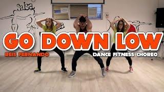 ♫ Go Down Low ♫  | Reis Fernando | Zumba Fitness Afro Choreo