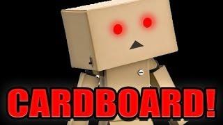 HAUNTED BY CARDBOARD FRIEND! - Gmod Mod (Garry