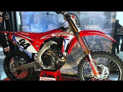 2019 Honda Works Edition CRF450R - Dirt Bike Magazine