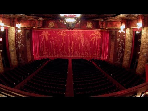 Time-Lapse of the TCL Chinese Theatre IMAX Renovation