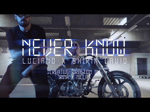 Смотреть клип Luciano & Shirin David - Never Know