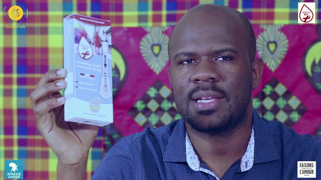 L'autotest du VIH expliqué en Haïtien