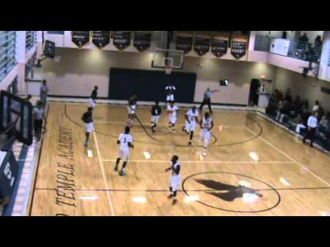 Dalen Traore highlight Northwood Temple Academy class of 2014