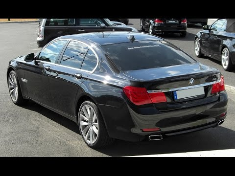 all new cars review 2016 bmw 760li first look review youtube. Black Bedroom Furniture Sets. Home Design Ideas