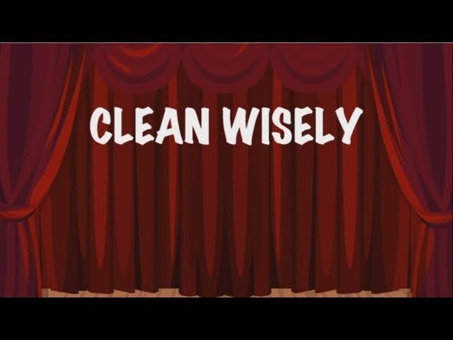 iConquer CleanWisely
