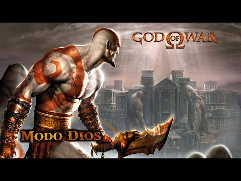God of War 1 - Modo Dios - 100% Playthrough [1080p 60fps]