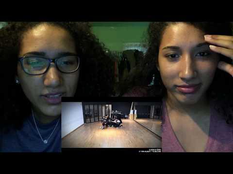 Wanna One ENERGETIC Dance Practice Reaction