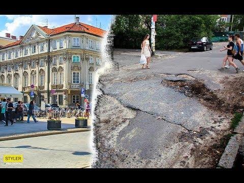 główna różnica między Polska a Ukraina.Jedność.Porządek.Kościół.