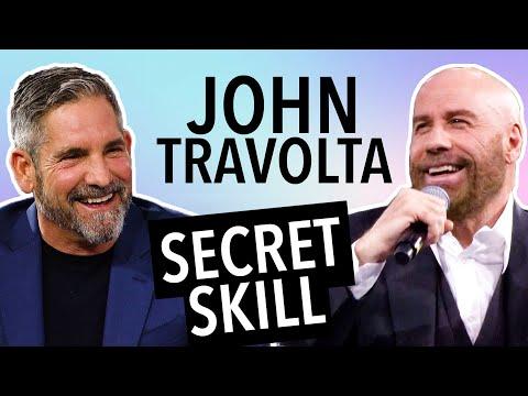 John Travolta's Secret Skill - Grant Cardone