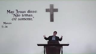 IPUS | AO VIVO | Culto Matutino e Escola Bíblica Dominical | 06/09/2020