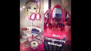 Mon Rangement Makeup FASHION BARBIE