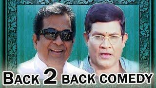 Aarusamy Tamil Movie : Brahmanandam Vs Tanikella Bharani Back 2 Back Comedy Scenes