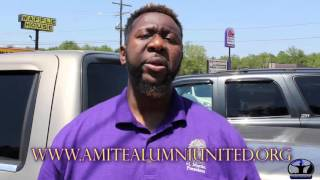AMITE ALUMNI UNITED (AAU) one on one with the president of AAU
