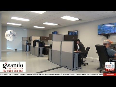 LIVE: RSBN 24 Hour Office Cam - Auburn, AL