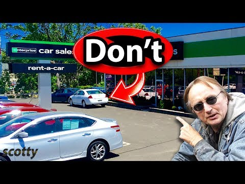 Why Not to Buy a Rental Car