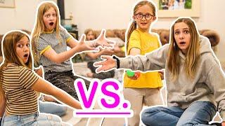 Sister VS Sister Challenge! w/The Shumway Show!
