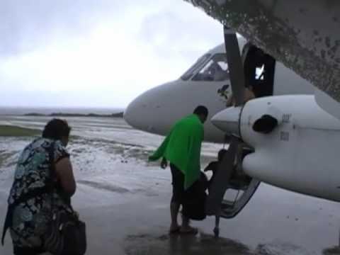 MANGAIA AIRPORT, COOK ISLANDS