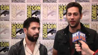 Chuck - Joshua Gomez and Zachary Levi