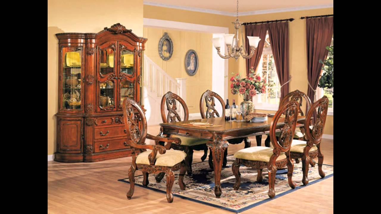 Best Traditional dining room decorating ideas - YouTube