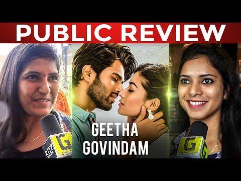 SINGLEah போனா கதறி அழுவான்!!! | Geetha Govindam Public Review | MM 04
