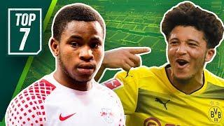 Top 7 Premier League Talente, die Deutschland aufmischen! Von der Insel in die Bundesliga