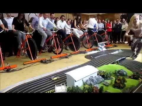 Cycle Scalextric