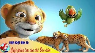 Phim hoạt hình 3D/ Cuộc phiêu lưu của chú báo đốm