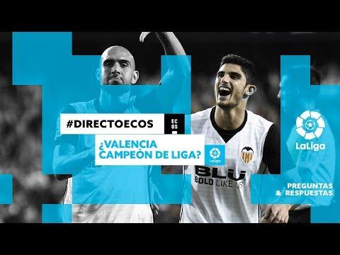 ¿Puede el Valencia CF ganar La Liga?