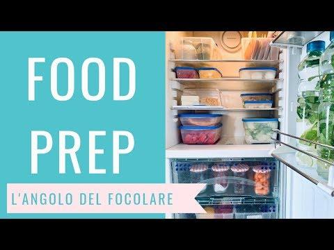 FOOD PREP   Organizziamo insieme il frigorifero