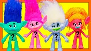 TROLLS Dreamworks Poppy + Branch Dance Party Trolls Toys Video