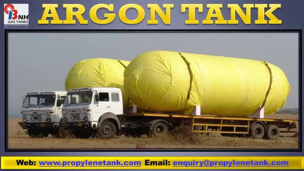 Propylene Gas Tank - YouTube