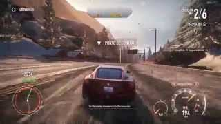 Need for Speed Rivals Largo Recorrido Dificil Hot Pursuit