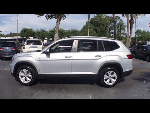 2018 Volkswagen Atlas Gainesville, Ocala, Lake City, Jacksonville, St Augustine, FL 8763