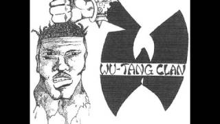 Year: 1992 Album: Wu-Tang Demo Tape.