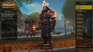 Bajheera - BEAST-MODE 40-0 Arms Warrior AB Ownage - WoW 6.2 Warrior PvP