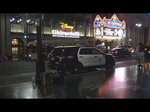 Hollywood Boulevard - Walk of Fame