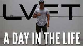 A Day in the Life with LVFT (Live Fit Apparel).