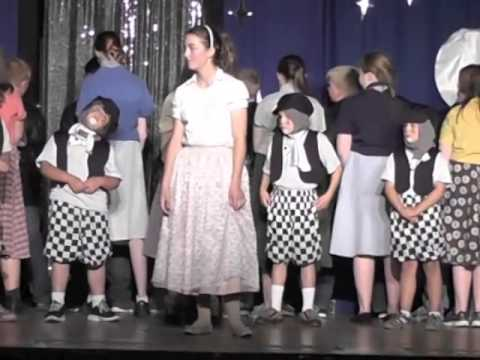 Cinderella 2014 Prairie Fire Children's Theatre - Karlstad, MN