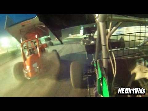 Chris Donnelly In-Car SCoNE | Bear Ridge Speedway 7-25-2015