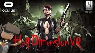 HELL DIMENSION VR - Monster Hunting!   Oculus Rift + Touch   GTX 1060 (6GB)