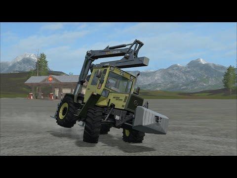 Farming Simulator 17 - MB-Trac 900 Turbo | aka VIDEOS