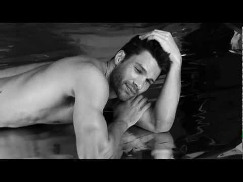 Dhedral: backstage shooting of the new campaign with Aaron O'Connell